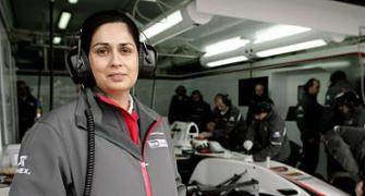 India-born Kaltenborn first female F1 team principal