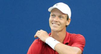 Berdych to lead Czech Davis Cup team against Argentina
