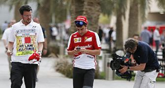 Formula One says safe to race in Bahrain