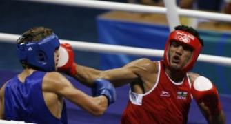 Boxers Dinesh, Dilbag allege bias in World C'ship trials