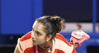 Indians at US Open: Sania, Paes advance; Bhupathi crashes out