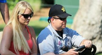 Tiger Woods' girlfriend Vonn resumes training, undecided about racing