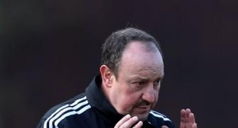 Benitez gets little sympathy from former Chelsea players