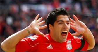 Arsenal set to spend 40 mln pounds to reel in Suarez?