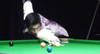 Aditya Mehta in semis at World Games; Advani loses