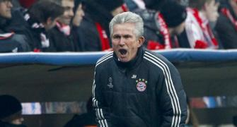 My players are leaving with a black eye: Bayern coach
