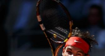 Murray exits, Nadal battles past Ferrer in Madrid