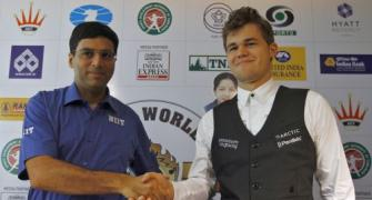 World Chess Championship: Ready to attack, says Anand