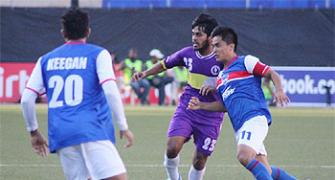 I-League: Bengaluru FC beat United SC, top table