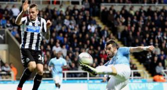 League Cup: City edge Newcastle, Spurs down Hull in shootout