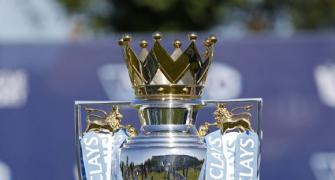 Points Table: English Premier League 2014-15