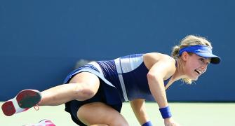 Eugenie Bouchard victory brings smile to future face of tennis