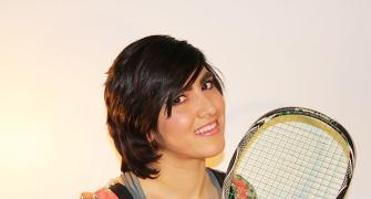 Meet Pakistan's braveheart female squash ace