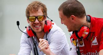 Feels special to be part of the Ferrari legend: Vettel