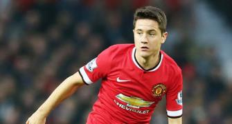 Manchester United's Herrera among others in La Liga match-fixing case