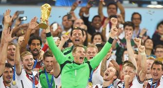 Unwavering team spirit behind Germany's World Cup triumph