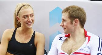 Olympic medallists Trott announces engagement to team mate Kenny
