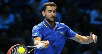 Injured Cilic pulls out of Brisbane event