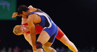 Sushil, Yogeshwar make it a good year for Indian wrestling