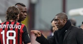 Champions League: Decorated debutant Seedorf looking to lift Milan