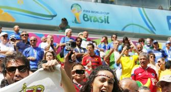 FIFA World Cup 2014:  The Good, The Bad and The Ugly