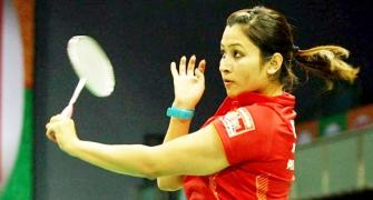 Jwala optimistic of India winning three badminton medals at CWG