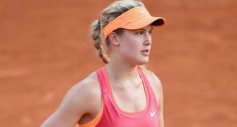 Tour is no place for making friends, says lonely Bouchard