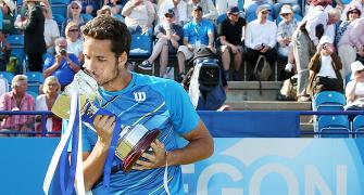 Sports Shorts: Lopez and Keys clinch titles in Eastbourne tennis