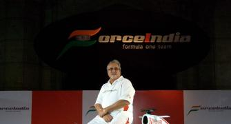 Mallya's reign ends as Stroll leads rescue deal for Force India F1 team