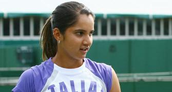 I would like to be number one before I retire: Sania Mirza