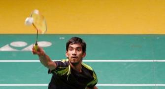 Giant-killer Srikanth unperturbed by pressure of expectation