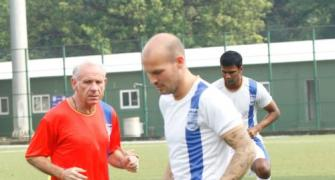Ljungberg hopes to inspire Indian youngsters through ISL