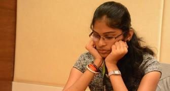 World Jr Chess: Nandhidhaa, Furtado lead Indians' charge