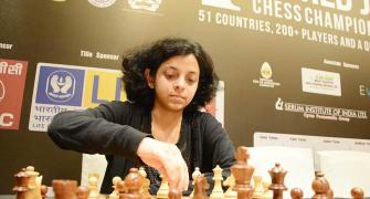 World Jr Chess: India's Narayanan, Rout stay unbeaten after 7 rounds