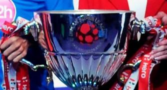 Points Table: Indian Super League 2014