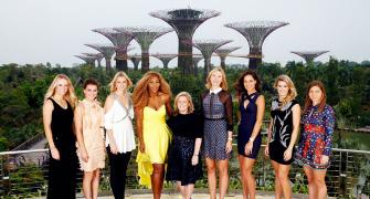 Williams gets kind draw for WTA Finals defence