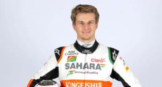 Hulkenberg secures Force India seat for 2015