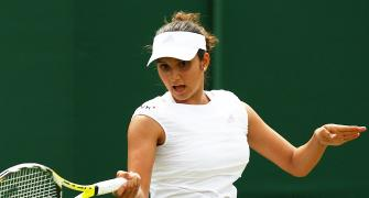 Tennis Rankings: Sania Mirza No 6; Saketh climbs ladder