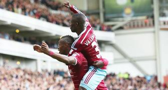 EPL: West Ham stun Manchester City; Birmingham suffer worst loss