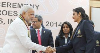 PM Modi congratulates Sania Mirza on WTA Finals victory
