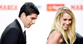Revealed: How 'Cannibal' Suarez sought help for 'teething problems'