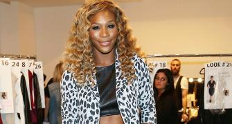After winning Slam, a smashing New York Fashion Week debut for Serena!