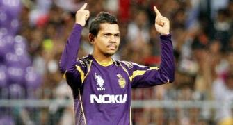Meet the 'man' of the IPL...