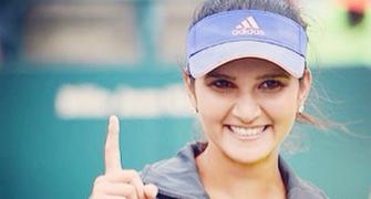 Sania's mantra to being the world's best is...