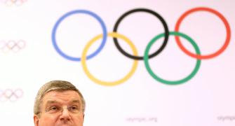 'Olympics cannot be marketplace of demonstrations'