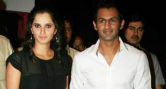 Shoaib says wife Sania's No 1 ranking is pride for Pakistan also