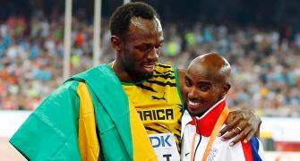 World Athletics: Bolt, Mo Farah set the tracks on fire in Beijing