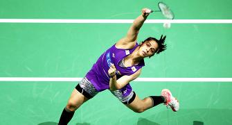 BWF World Superseries Finals: Inconsistent Saina ousted by Tai