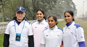 India's athletics coach found dead in hostel room