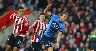 EPL: Harry shoots Spurs into the top four